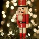 Christmas Nutcracker — Stock Photo