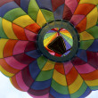 Beautiful hot air balloon — Stock Photo