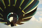 Vackra luftballong — Stockfoto