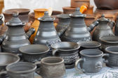 Clay Pottery — Stockfoto