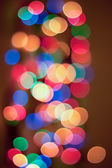 Bokeh background light — Stock Photo