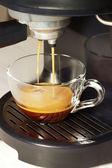 Kaffeemaschine — Stockfoto