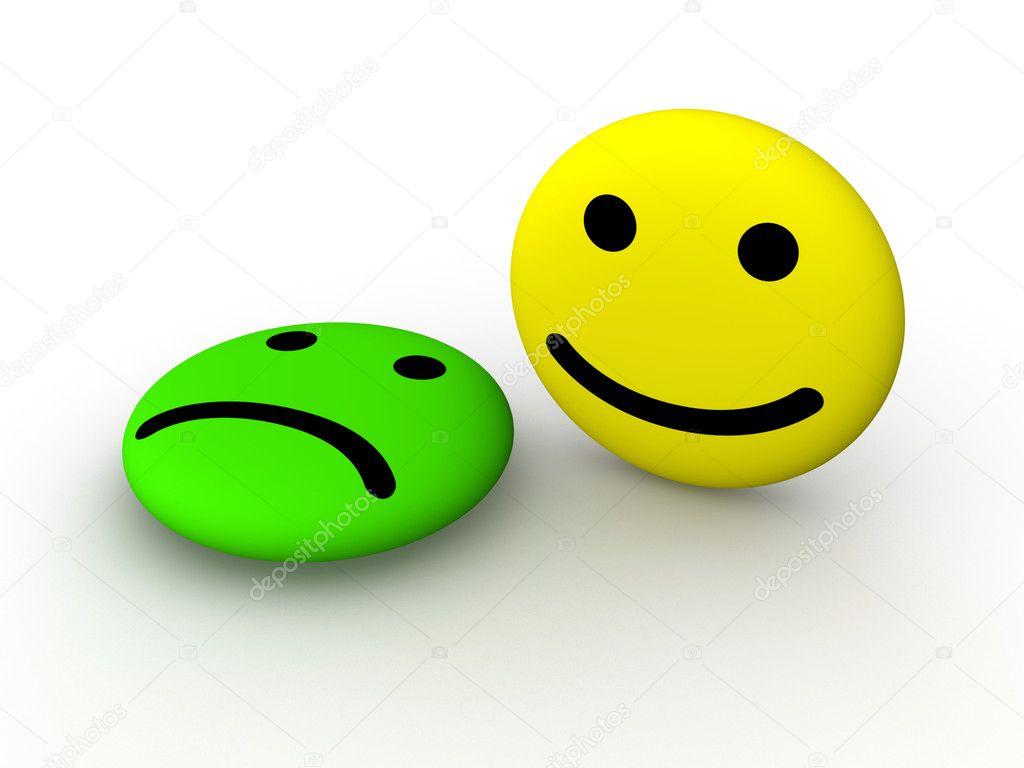 foto de Faccine tristi e felici Foto Stock © Viktor 88 #15764517