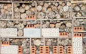 Bee and Insect House — Stock Photo