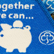 Girl Guiding Together We Can — Stock Photo #15344251
