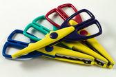 Four Scissors — 图库照片