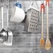 Stock Photo: Kitchen tools