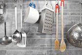 Kitchen tools — Stock Photo