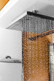 Dripping shower — Stok fotoğraf