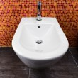 Stock Photo: Bidet