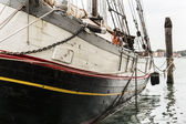 Boat's prow — Stock Photo