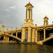 Stock Photo: Seri Gemilang Bridge, PutraJaya