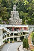 Boeddha standbeeld op kin swee tempel — Stockfoto