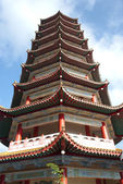 Pagoda at Chin Swee Temple, Genting Highland — Stock Photo