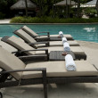 Stock Photo: Pool Chair