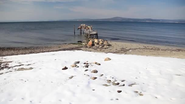 Canakkale, Dardanelos — Vídeo de stock