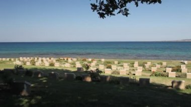 Anzac cove — Stock Video #13292804