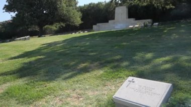 Anzac cove — Stock Video