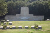Anzac cove, Arı Burnu — Stock Photo