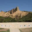 Sphinx rock, Gallipol, Anzac Cove - Stock Photo