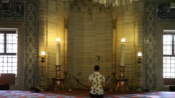 La mosquée selimiye — Vidéo