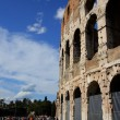 Stock Photo: Colloseo