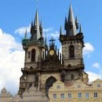 Prague — Stock Photo #13811682