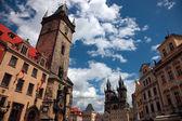 布拉格 — 图库照片