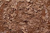 Bruine chocolade — Stockfoto