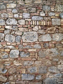 Tuscan wall 031 — Stock Photo