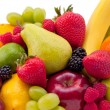 Stock Photo: Fruit mixture
