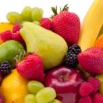 Fruit mixture — Stock Photo