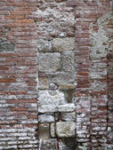 Vintage tuscan wall — Stock Photo