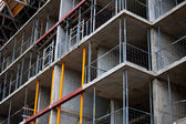View of a building under construction — Stock Photo