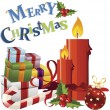 Christmas clip art — Stock Photo #13525346