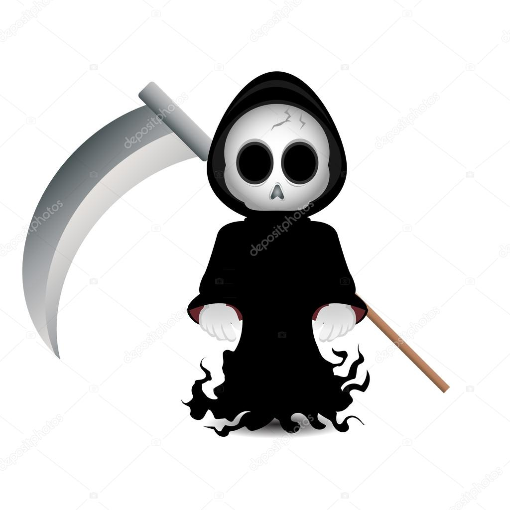 Grim Reaper Clip Art Stock Photo 169 Kozzi2 13525652