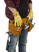 Handyman — Stock Photo