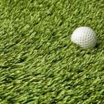 Golf ball in grass — Stock Photo #14088801