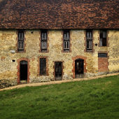 French Abbey — Stock Photo