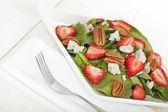 Salada saudável — Foto Stock