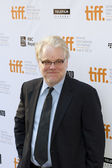 Phillip seymour hoffman at tiff — Stock Photo