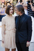 Keira knightley and vigo mortensen at tiff 2011 — Stock Photo