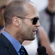 Постер, плакат: Jason statham at tiff 2011