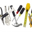 Mix of tools — Foto de Stock