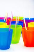 Tasses à boire beaucoup — Photo