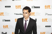 Max minghella at tiff 2011 — Stock Photo