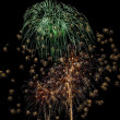 Fireworks 58 — Stock Photo