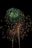 Fireworks 58 — Stock Photo
