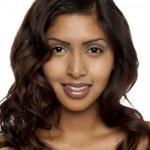 piękne kobieta indyjska — Zdjęcie stockowe #17431793