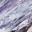 Stock Photo: Abstract View of Salt Land